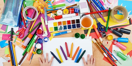 (Suspended) Watsons Bay Mini Makers Club: Crafty Time (6-10yrs) tickets
