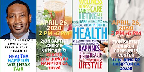 Healthy Hampton Wellness Fair tickets