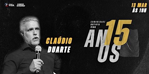 Aniversário CBV | Claúdio Duarte