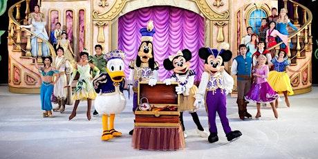 Disney On Ice ingressos
