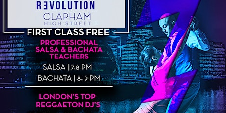 "Casa De Reggaeton Presents: ""Salsa Wednesdays @ Revolution Clapham High St tickets"