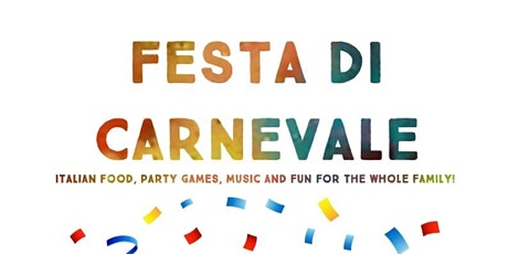 FESTA DI CARNEVALE tickets