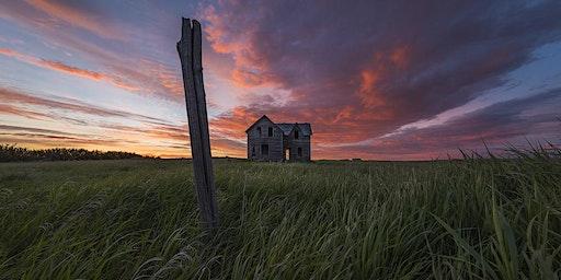 Abandoned Saskatchewan Infield Photography Workshop