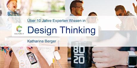 Design Thinking  in Düsseldorf (2 Tage) Tickets
