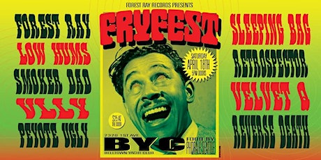 FRR & BYC Present: FRyFest 2020 Seattle tickets