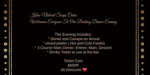 Kiras Natural Soaps's Dashing Dinner Evening.