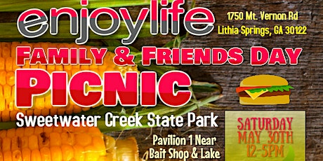 Enjoy Life Family & Friends Day Picnic tickets
