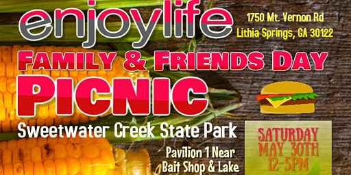 Enjoy Life Family & Friends Day Picnic