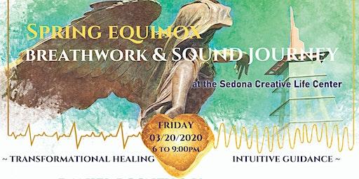 Breathwork & Sound Journey