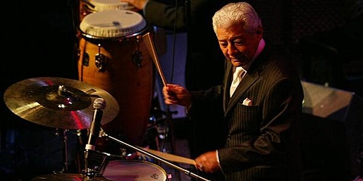 Pete Escovedo and his Latin Jazz Orchestra