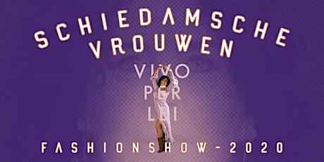 "Schiedamsche Vrouwen Fashion Show ""Vivo per Lei' met o.a. Karin Bloemen! tickets"