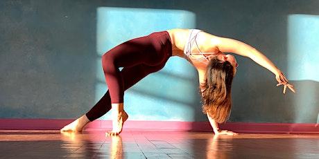 Monday Morning Community Yoga tickets