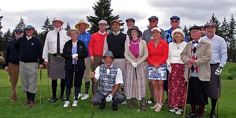 May 3, 2020 - 8th Annual Vintage Classic Hickory Golf Outing tickets