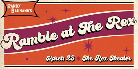 Randy Baumann's Ramble at The Rex tickets