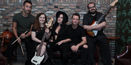 Words & Wine Open Mic at Las Rosas Ft. The Jacqueline Loor Band tickets