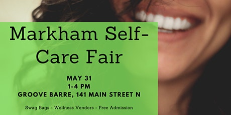FREE Markham Self Care Fair tickets