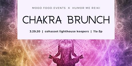 Chakra Balancing Brunch tickets