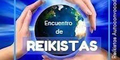 Encuentro Nacional de Reiki Sede San Lorenzo- Sta Fe entradas