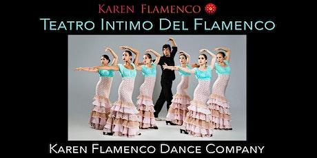 Karen Flamenco Dance Company - Teatro Intimo Del Flamenco tickets