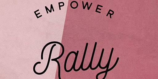 Olympia Area Empower Rally