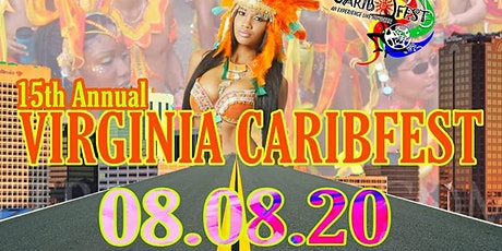 "15th Annual Virginia Carnival ""Caribfest"" tickets"