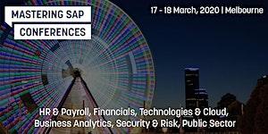 Mastering SAP Conferences 2020 (Postponed) - PARTNER...