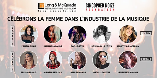 Celebrating Women in The Music Industry