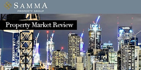 Free Property Market Review with David Way tickets