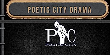 "Poetic City Drama: ""High School Dayz"" tickets"