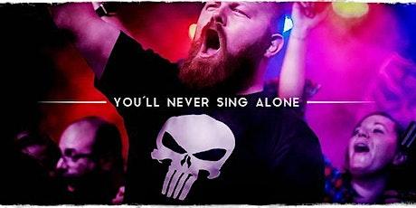 Karaoke Till Death - Liveband Karaoke Party tickets