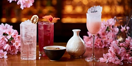 Cherry Blossom Happy Hour tickets