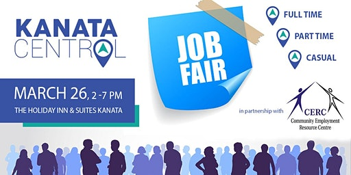 Kanata Central BIA Job Fair