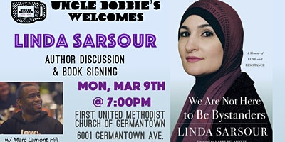 """Author Talk: Linda Sarsour, """"We Are Not Here to Be Bystanders"""""""