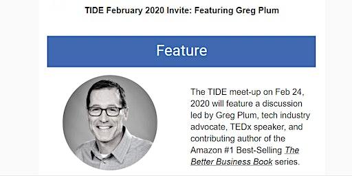 Technology Innovation in Delaware Ecosystem (TIDE) - Feb 2020 Meetup