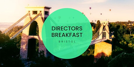 Directors Breakfast Networking Event tickets