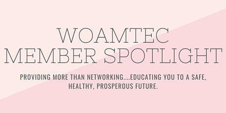 WOAMTEC Free Networking Event tickets