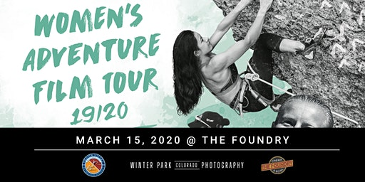 2020 Women's Adventure Film Tour