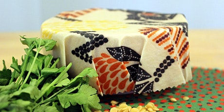 CANCELLED - Green Living Workshops: Beeswax Wraps and Sustainable Food tickets
