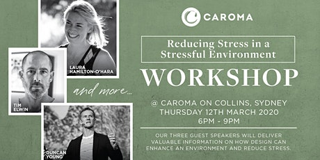 Reducing Stress In a Stressful Environment tickets