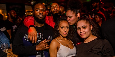 BASHMENT meets HIPHOP & AFROBEATS - Bank Holiday Party tickets