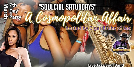 SOULcial Saturday Winter Finale DAY Party hosted by Cigar Bruhz of Jax tickets