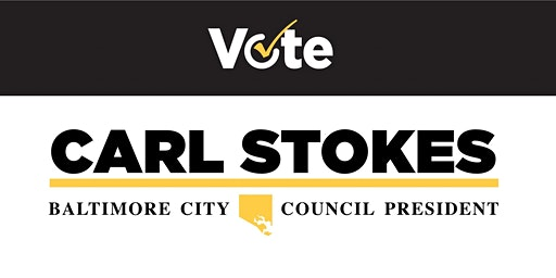 Carl Stokes for Council President Happy Hour