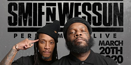 Smif and Wessun  25th Anniversary of Dah Shinin Live tickets