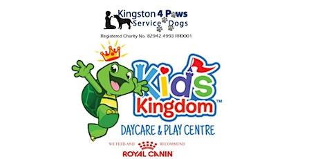 Paws 4 Mark @ Kids Kingdom Kanata tickets