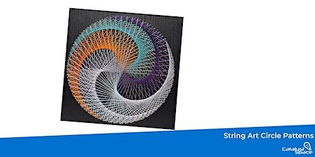 String Art Circle Patterns tickets