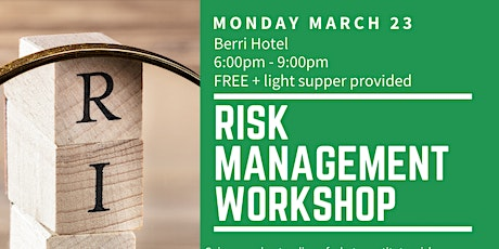 STARCLUB Risk Management Workshop tickets