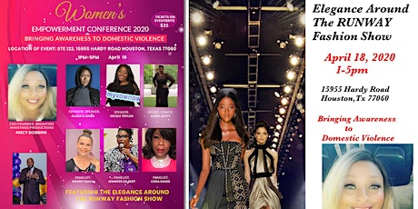 Women's Empowerment Conference 2020/Elegance Around the Runway Fashion Show tickets