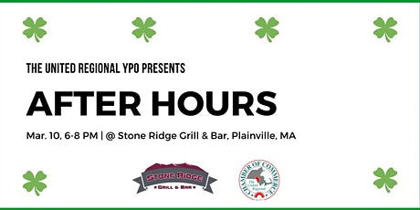 Young Professionals at Stone Ridge Bar & Grill tickets