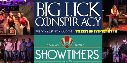 BLC at Showtimers Community Theatre
