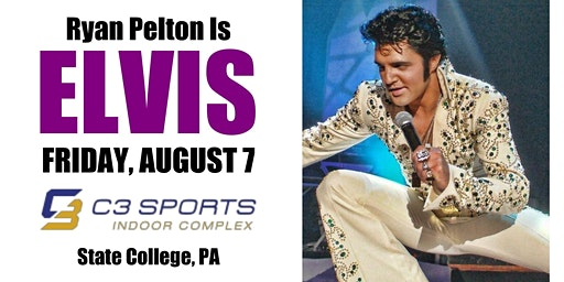ELVIS IN CONCERT STARRING RYAN PELTON